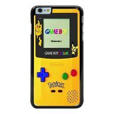 Pokemon Gameboy Case for Iphone 4,5,5c,6 Samsung Galaxy Edge HTC ONE