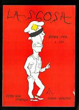 Journal satirique humoristique CARPI La bretagne en dernier Noël 1960