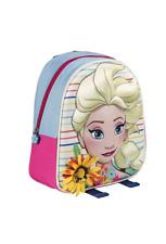 Disney Frozen 3D Eva Backpack Kids School Rucksack Bag