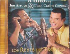 A Duo...by Joe Arroyo & Juan Carlos Coronel.  CD- Discos Fuentes 2000