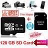 128GB Micro SD Karte TF Flash Memory Card Klasse 10 Für Handy Kamera PC Phone