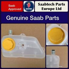 GENUINE SAAB CLASSIC 900 86-93 EXPANSION TANK & CAP - BRAND NEW - 7549876