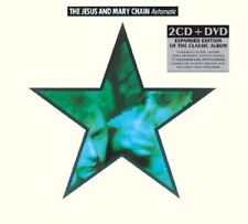 The Jesus And Mary Chain – Automatic 2 CD + DVD LIMITED EXPANDED SEALED RAREST