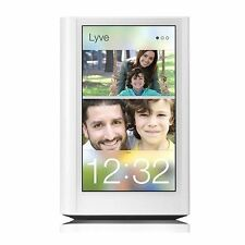 """Lyve Home Photo and Video Manager, 5"""" Screen, 2TB Storage HDD"""