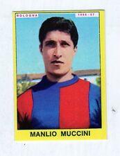 figurina - CALCIATORI PANINI 1966/67 - BOLOGNA MUCCINI