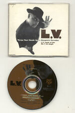 L.V. THROW YOUR HANDS UP CD SINGLE 1995