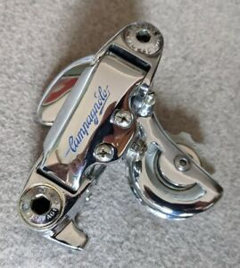 Rare ICS Campagnolo C Record Rear Derailleur Chrome NOS