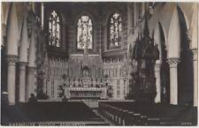 Carmelite Church Kensington, London RP Postcard #4, B795