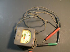 Antique Triplett AC/DC Voltage Tester Model 337-AV