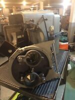 Simplex XL 35 MM Projector Sold As Is For Parts Including Turret
