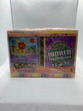 Pokemon 2006 World Champion Deck Set - Miska Saari