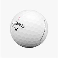 CALLAWAY CHROME SOFT X 17 WHITE GOLF BALLS DOZEN