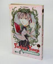 Fushigi Yuugi Genbou Kaiden - Manga Band 1 - Yuu Watase