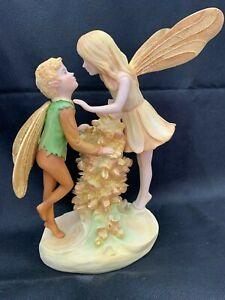 Flower fairy figurine by ENESCO