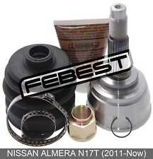 Outer Cv Joint 29X49X25 For Nissan Almera N17T (2011-Now)