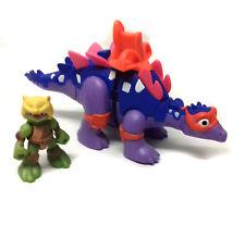 Nickelodeon Teenage Mutant Ninja Turtles media concha héroes Dinosaurio Figura Set 2
