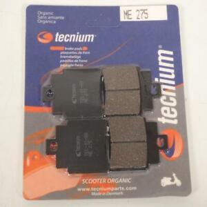 Plaquette de frein Tecnium Scooter Sym 125 Gts Evo 2008-2012 AV Neuf