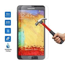 100% Genuine Tempered Glass Screen Protector For Samsung Galaxy Note 3 N9005