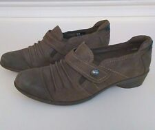 Rockport Cobb Hill Nadine Shoes by New Balance Womens 9 Wide Loafer Clog Slip On