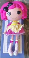 BAMBOLA DOLL POUPEE MUNECA 40cm CARTOON GIRL PUPE LALALOOPSY,CRUMBS SUGAR COOKIE