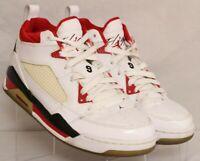 Nike Air Jordan Flight 8 395559-103 White HIgh Top Athletic Shoes Youth US 7 Y