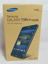 Samsung Galaxy Tab 4 NOOK Edition 8GB Tablet WI-FI 7-In - Black (SM-T230NU)