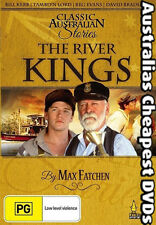 The River Kings DVD NEW, FREE POSTAGE WITHIN AUSTRALIA REGION ALL