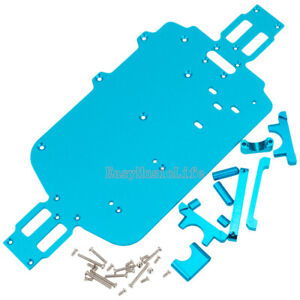 1set Upgrade Alloy Chassis for 1/18 Wltoys A949 A959 A969 A979 K929 A959-B