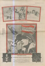 "(MMBK2) ADVERT (A3 16X12"") BRAM TCHAIKOVSKY : STRANGE MAN CHANGED MAN"