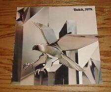 Original 1979 Buick Full Line Sales Brochure 79 Riviera Electra LeSabre