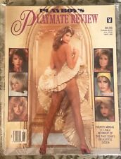 Vintage Playboy's Playmate Review 1988 Newsstand Special Issue / Excellent Cndtn