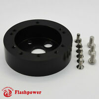 """1"""" Billet Extension Hub/ Spacer for 5&6 hole Steering Wheel to 3 hole Adapter"""