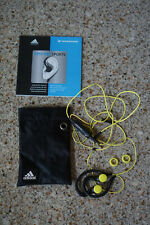 Sennheiser Adidas OMX 680 Sports Ear-Hook Earphones Headphones Great Sound Quali