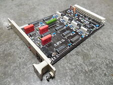 USED ABB Stal 720068 Turbine Controller Automatic Mode Switch Card AE 25001 K3