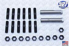 Mopar Exhaust Manifold Hardware Kit Sleeve Nuts 1962-64 413 426 Max Wedge