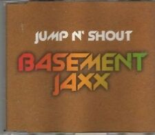 (CF28) Basement Jaxx, Jump N' Shout - 1999 CD