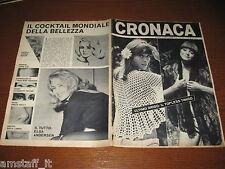 RIVISTA CRONACA=1966/29=CIRELLA DI PLATI' CIMINA'=VILLAR PEROSA=VICO PERNA=