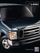 2011 Ford E-Series Van Original Sales Brochure Catalog - Cargo E-250 E-350