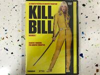 KILL BILL DVD VOLUMEN 1 QUENTIN TARANTINO MIRAMAX NUEVO NEW  SEALED