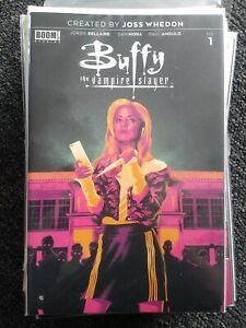 BUFFY THE VAMPIRE SLAYER #1-21 Hellmouth 1-5 Willow #1-5 BOOM! 2019