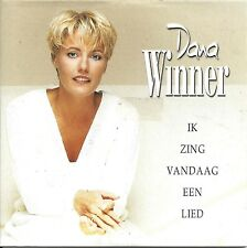 Dana Winner – Ik Zing Vandaag Een Lied cd single in cardboard