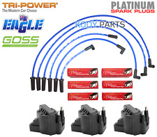 LEADS, COILS & PLATINUM PLUGS -for Commodore VS, VT Series I 3.8L V6 & Lexcen VS