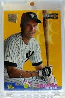 1994 UD COLLECTORS CHOICE SE Silver Signature Derek Jeter RC ROOKIE CLASS #2