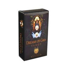 81pcs Dreams of Gaia Tarot Cards English Deck Oracle Family Party Board Game