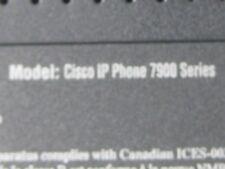 Cisco 7960G IP VoIP Phone Telephone (CP-7960G)