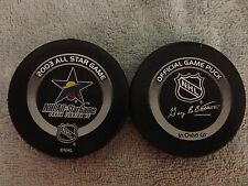 NHL ALL STAR OFFICIAL GAME PUCK 2003 Florida