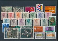 LL97518 Luxembourg mixed thematics fine lot MNH