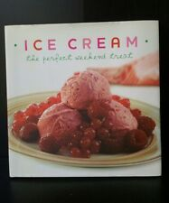 ICE CREAM The Perfect Weekend Treat Recipe Book FREE SHIPPING