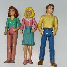 Playskool Dollhouse People Action Figures