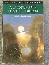 A Midsummer Nights Dream by William Shakespeare (Paperback, 1979)